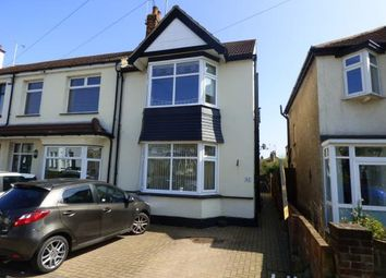Thumbnail 3 bed end terrace house for sale in Gordon Road, Leigh-On-Sea