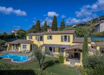 Thumbnail 6 bed property for sale in Grasse, Alpes Maritimes, France