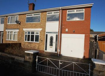 Thumbnail 5 bedroom semi-detached house for sale in Rainton Drive, Thornaby, Stockton-On-Tees