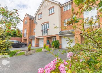 Thumbnail 3 bed town house for sale in Cookes Close, Neston, Cheshire