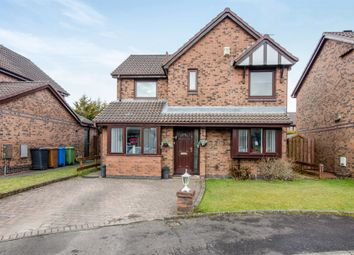 Thumbnail 4 bed detached house for sale in Lismore Place, Newton Mearns, Glasgow