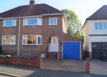 Woodland Road, Worcester WR3. 3 bed semi-detached house