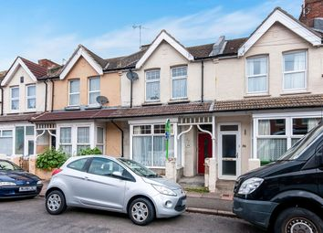 Thumbnail 2 bed terraced house for sale in Firle Road, Eastbourne