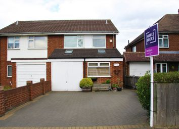 Thumbnail 3 bed semi-detached house for sale in West End Road, Ruislip