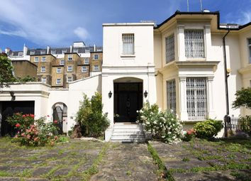 Thumbnail 6 bed semi-detached house for sale in Porchester Terrace, London