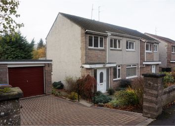 Thumbnail 3 bedroom semi-detached house for sale in Greystane Road, Dundee
