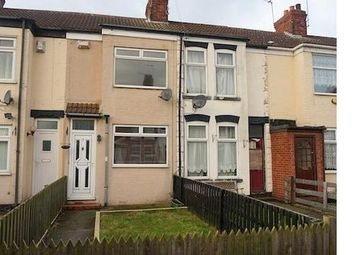 Thumbnail 2 bed terraced house to rent in Cyprus Street, Hull