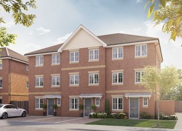 "Thumbnail 3 bedroom semi-detached house for sale in ""The Cliveden"" at Hersham Road, Hersham"