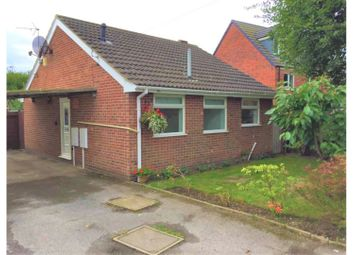 Thumbnail 2 bed detached bungalow for sale in Collingham Gardens, Derby