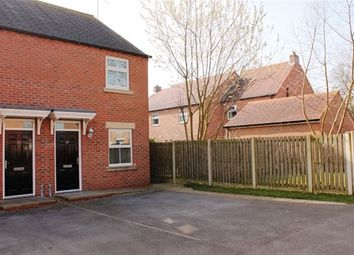 Thumbnail 2 bed semi-detached house to rent in The Laurels, Barlby, Selby