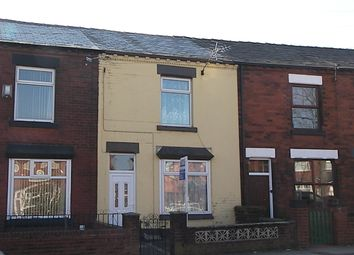 Thumbnail 2 bedroom terraced house to rent in Plodder Lane, Farnworth