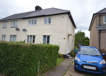 Thumbnail 4 bed semi-detached house for sale in Ehen Road, Cleator Moor, Cumbria