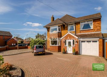 Thumbnail 4 bed property for sale in Field Lane, Pelsall, Walsall