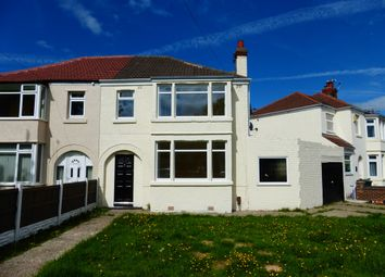 Thumbnail 4 bed semi-detached house for sale in Luton Road, Ellesmere Port