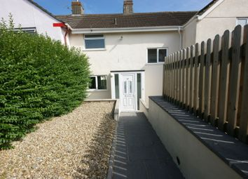 Thumbnail 2 bed terraced house to rent in Britannia Avenue, Dartmouth