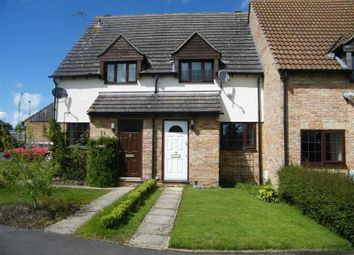 Thumbnail 2 bed terraced house to rent in Perry Close, Newent