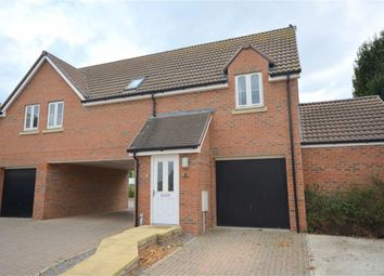 Thumbnail 2 bed detached house to rent in Wycombe Road Kingsway, Quedgeley, Gloucester