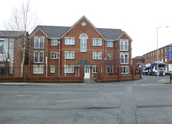 Thumbnail 2 bed flat for sale in 66 Leyland Lane, Leyland