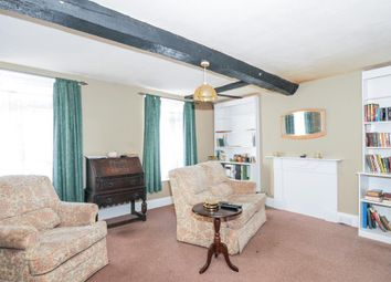 Thumbnail 2 bed maisonette for sale in Kington, Herefordshire