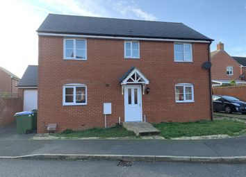 Thumbnail 4 bed detached house to rent in Ossulbury Lane, Aylesbury