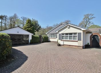 Thumbnail 3 bed detached bungalow for sale in Southern Road, West End, Southampton, Hampshire