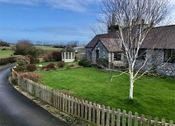 Thumbnail 4 bed detached house for sale in Glanwydden, Llandudno Junction, Conwy