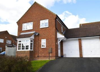 Thumbnail 3 bed detached house for sale in Dawson Drive, Hextable, Kent