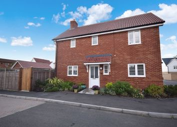 Thumbnail 3 bed detached house for sale in Eldridge Close, Clavering, Saffron Walden