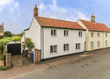 Thumbnail 3 bed cottage for sale in The Street, Barton Mills, Bury St. Edmunds