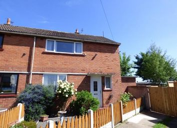 Thumbnail 2 bed end terrace house for sale in Arnside Road, Carlisle, Cumbria
