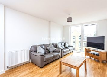 Thumbnail 2 bed flat for sale in Butterfly Court, Bathhurst Square, London