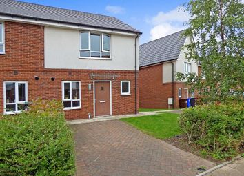 Thumbnail 3 bedroom town house for sale in Greenhead Street, Burslem, Stoke-On-Trent