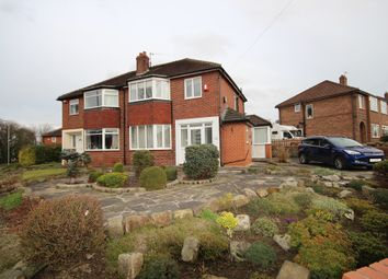 Thumbnail 3 bed semi-detached house for sale in Moor Flatts Road, Middleton, Leeds