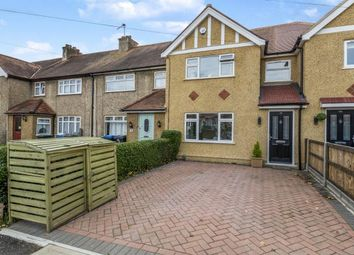 Thumbnail 3 bed terraced house for sale in Church Lane, Chessington, Surrey