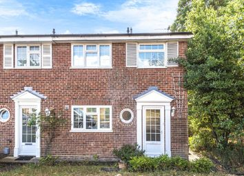 Thumbnail 3 bed end terrace house to rent in Cavenham Close, Woking