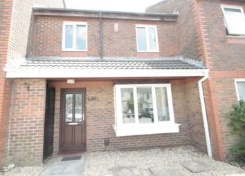 Thumbnail 3 bed terraced house for sale in Constable Close, Crownhill, Plymouth