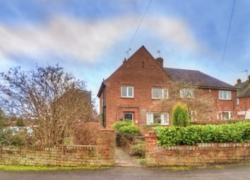 Thumbnail 3 bed semi-detached house for sale in Ferrers Crescent, Duffield, Belper