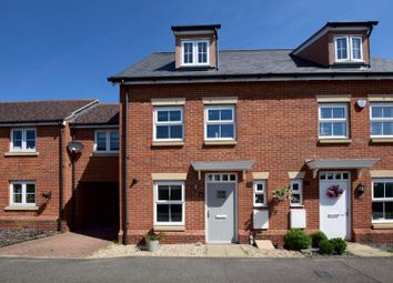 Thumbnail 3 bed town house for sale in Holst Avenue, Witham