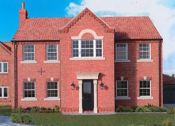 Thumbnail 4 bed detached house for sale in Lings Lane, Hatfield, Doncaster