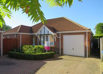 Thumbnail 3 bedroom detached bungalow for sale in Old Mill Court, Boston