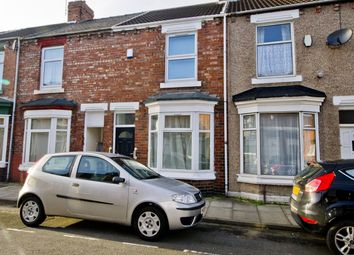 Thumbnail 2 bed terraced house for sale in Finsbury Street, Middlesbrough