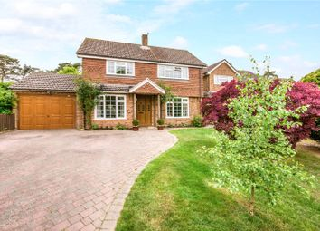Thumbnail 4 bed detached house for sale in Beaufort Close, Reigate, Surrey