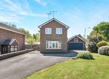 Thumbnail 4 bed detached house for sale in Wallfields Close, Findern, Derby, Derbyshire