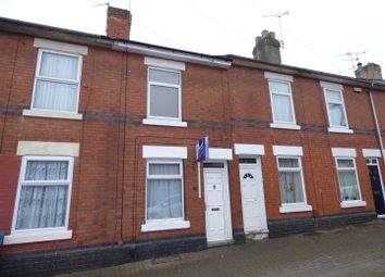 Thumbnail 2 bedroom terraced house to rent in Olive Street, Derby