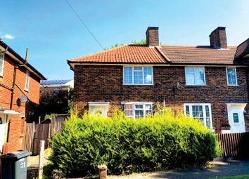 Thumbnail 3 bed end terrace house for sale in Lilleshall Road, Morden