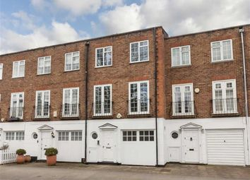 Thumbnail 4 bed terraced house to rent in Holland Villas Road, London