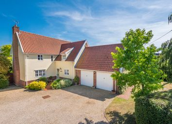 Thumbnail 4 bed detached house for sale in Wetherden, Stowmarket, Suffolk
