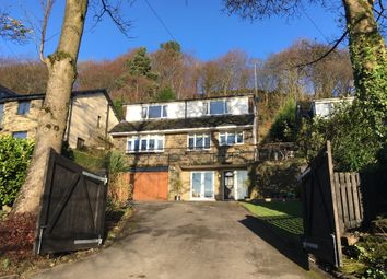 Thumbnail 4 bed detached house for sale in Lamb Hall Road, Huddersfield