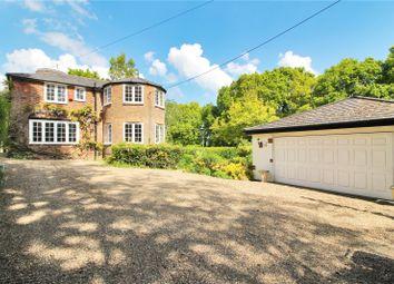 Thumbnail 4 bed detached house for sale in Sandy Lane, Ightham, Sevenoaks, Kent