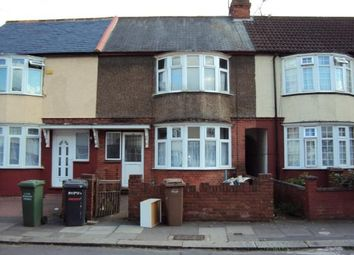 Thumbnail 2 bed terraced house to rent in Maryport Road, Beechill, Luton